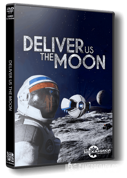 Deliver Us The Moon (RUS|ENG|MULTi10) [RePack] от R.G. Механики