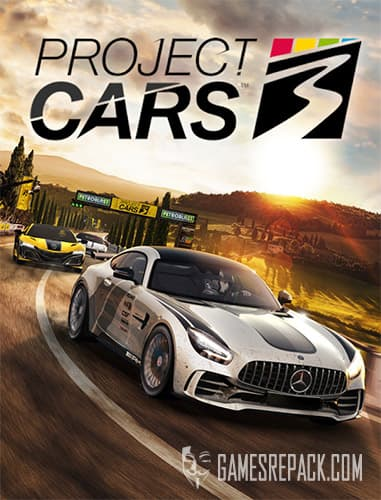Project CARS 3 (RUS/ENG/MULTI3) [Repack] by FitGirl