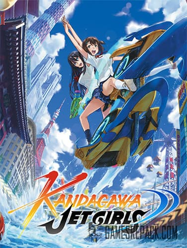 Kandagawa Jet Girls: Digital Deluxe Edition (ENG/MULTI5) [Repack] by FitGirl