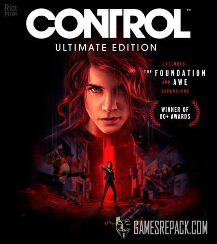 CONTROL (RUS/ENG/MULTI12) [Repack]by FitGirl