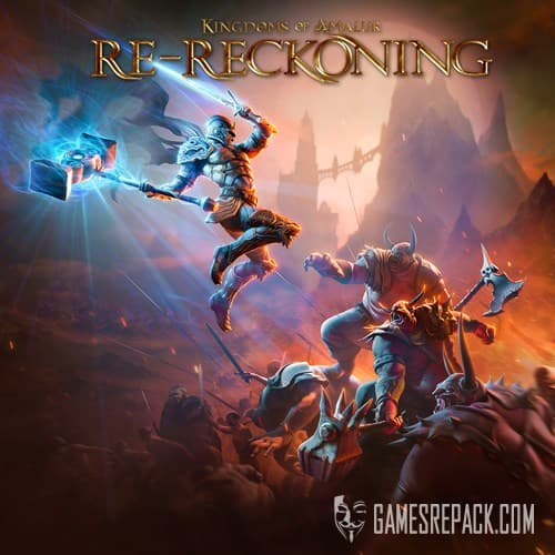 Kingdoms of Amalur: Re-Reckoning (2020) Repack от xatab