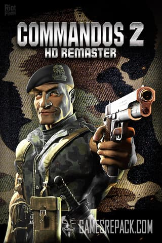 Commandos 2: HD Remaster (2020) Repack от xatab