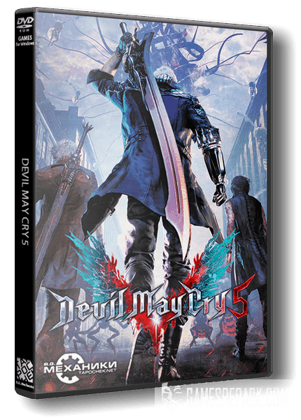 Devil May Cry 5 (RUS|ENG|MULTi12) [RePack] от R.G. Механики