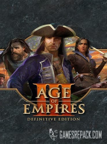 Age of Empires III: Definitive Edition (Perfect World Entertainment) (RUS|ENG|MULTi13) [L]