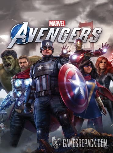 Marvel's Avengers [v1.3] (Square Enix) (RUS/ENG) [L|Steam-Rip]