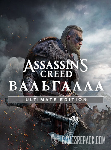 Assassin's Creed: Вальгалла - Ultimate (Ubisoft) (RUS|ENG|MULTi) [UplayRip] by vano_next