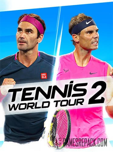 Tennis World Tour 2 (RUS/ENG/MULTI12) [Repack] by FitGirl