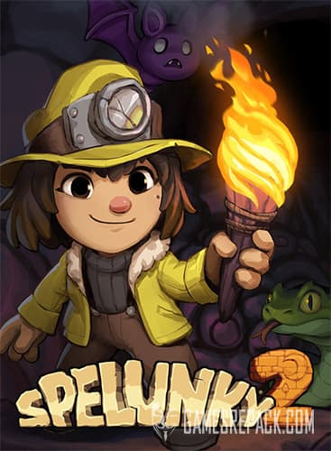 Spelunky 2 (ENG/MULTI8) [Repack] by FitGirl