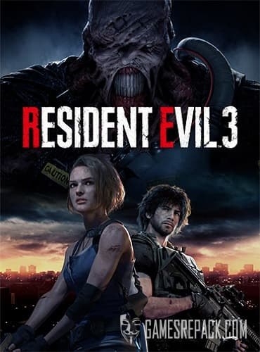 Resident Evil 3 (RUS/ENG/MULTI12) [Repack] by FitGirl