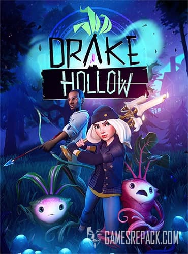 Drake Hollow (RUS/ENG/MULTI8) [Repack] by FitGirl