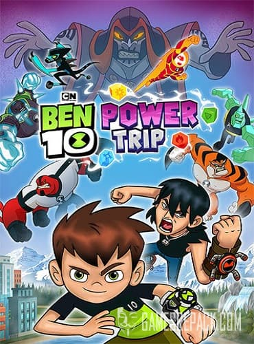 Ben 10: Power Trip (RUS/ENG/MULTI11) [Repack] by FitGirl
