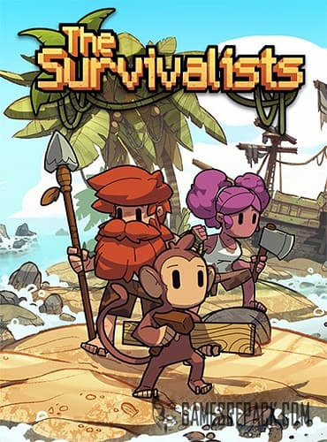 The Survivalists (RUS/ENG/MULTI14) [Repack] by FitGirl
