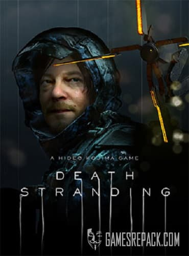 Death Stranding (RUS/ENG/MULTI20) [Repack] by FitGirl