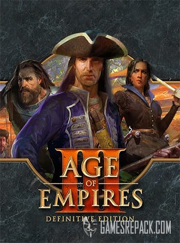 Age of Empires III: Definitive Edition (RUS/ENG/MULTI13) [Repack] by FitGirl
