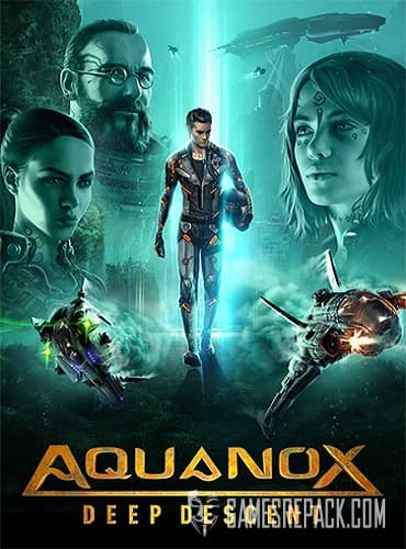 Aquanox: Deep Descent (RUS/ENG/MULTI11) [Repack] by FitGirl