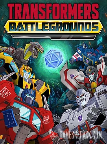 Transformers: Battlegrounds (RUS/ENG/MULTI14) [Repack] by FitGirl