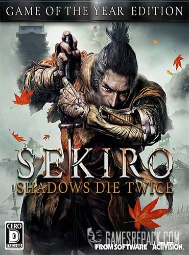 Sekiro: Shadows Die Twice - GotY Edition (RUS/ENG/MULTI13) [Repack] by FitGirl
