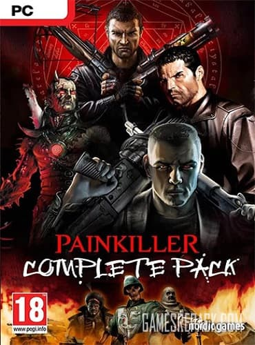 Painkiller: Complete Pack (RUS/ENG/MULTI11) [Repack] by FitGirl