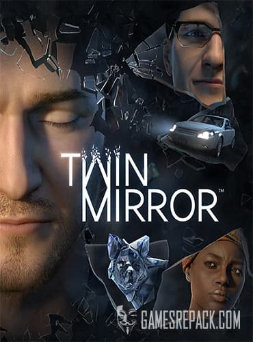 Twin Mirror (RUS/ENG/MULTI9) [Repack] by FitGirl