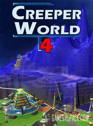 Creeper World 4 (ENG) [Repack] by FitGirl