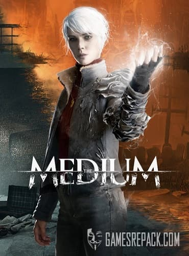 The Medium - Deluxe Edition (Bloober Team SA) (RUS/ENG/MULTi10) [GOG]