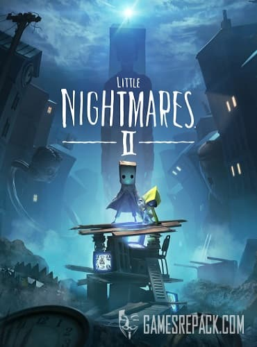 Little Nightmares II - Deluxe Edition (BANDAI NAMCO Entertainment) (RUS/ENG/MULTi14) [GOG]