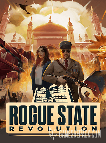 Rogue State Revolution (Modern Wolf) (RUS|ENG|MULTi5) [L]