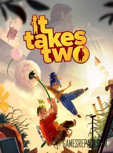 It Takes Two (Electronic Arts) (RUS/ENG/MULTi12) [P]