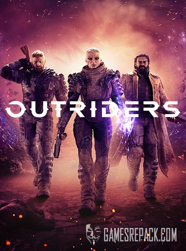 OUTRIDERS (Square Enix) (RUS|ENG|Multi 13) [P]