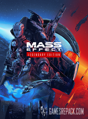 Mass Effect Legendary Edition (RUS|ENG) [OriginRip] vano_next
