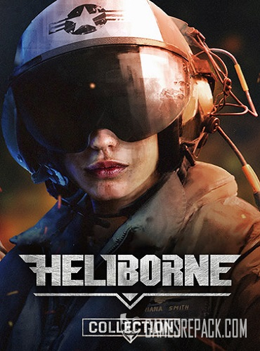 Heliborne: Enhanced Edition (RUS/ENG/MULTI12) [Repack] by FitGirl