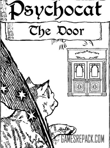 Psychocat: The Door (RUS/ENG/MULTI4) [Repack]