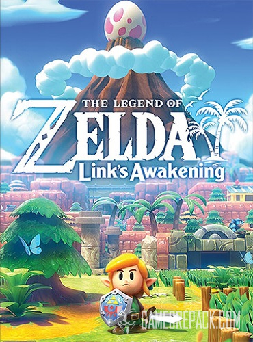 The Legend of Zelda: Link's Awakening (RUS/ENG/MULTI10) [Repack]