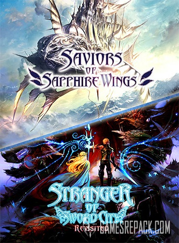Saviors of Sapphire Wings / Stranger of Sword City Revisited (ENG/JAP) [Repack]