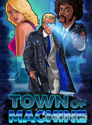 Town of Machine (ENG) [Repack]