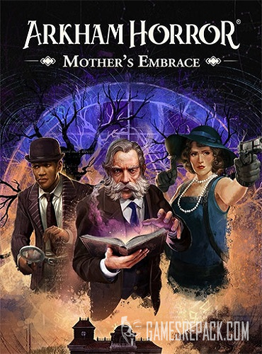 Arkham Horror: Mother's Embrace (ENG) [Repack]