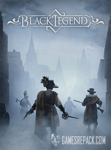 Black Legend (RUS/ENG/MULTI9) [Repack]