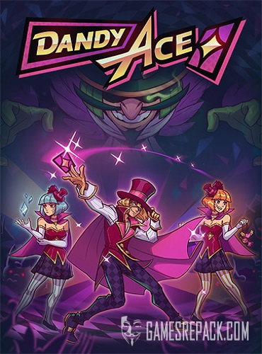Dandy Ace (RUS/ENG/MULTI11) [Repack]