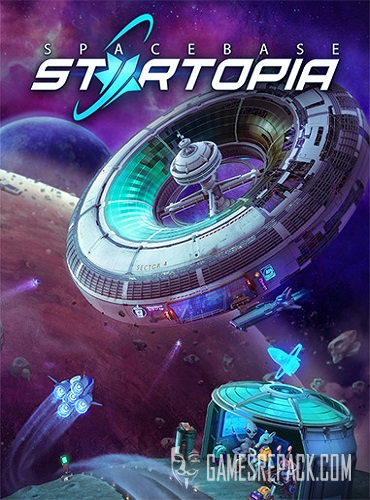 Spacebase Startopia: Extended Edition (RUS/ENG/MULTI11) [Repack]