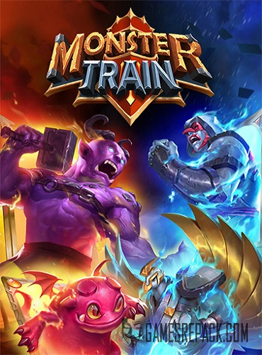 Monster Train (RUS/ENG/MULTI6) [Repack]