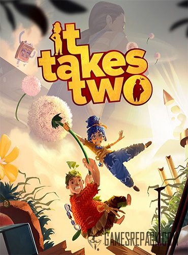 It Takes Two (RUS/ENG/MULTI12) [Repack]