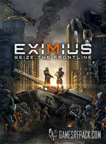 Eximius: Seize the Frontline (ENG) [Repack]