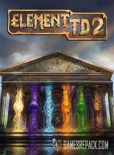 Element TD 2 (RUS/ENG/MULTI17) [Repack]