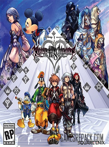 Kingdom Hearts HD 2.8 Final Chapter Prologue (ENG/MULTI5) [Repack]
